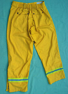 Firefighter Wild Land brush Fire Pants