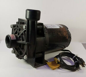 1 Used Pacer Pc33 Pump W franklin Electric 1103017429 1ph Motor make Offer