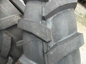 Two 14 9x24 Eight Ply John Deere 990 Tractor Tires