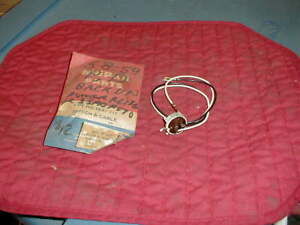 Nos Mopar 1958 Plymouth Back Up Lamp Switch W Automatic Trans