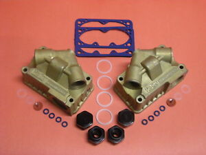 Holley Dual Inlet Double Pumper New Fuel Bowl Kit