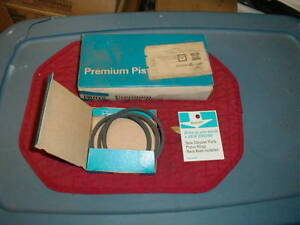 Nos Mopar 1959 71 383 Piston Ring Set Standard Bore
