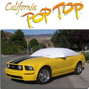 2005 2014 Ford Mustang Poptop Sun Shade Car Cover