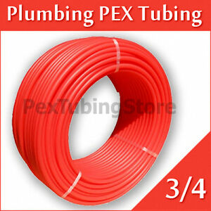 3 4 X 100ft Pex Tubing For Potable Water Free Shipping