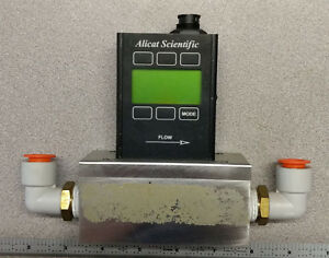 1 Used Alicat Scientific M 250slpm d i Flow Meter make Offer