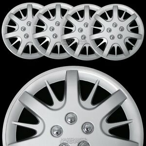 Set 4 Fits 2000 2011 Chevy Impala Monte Carlo 16 Full Wheel Covers Rim Hubcaps
