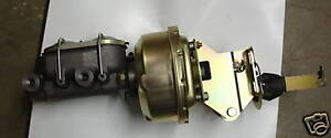 1957 1958 1959 Ford Power Brake Booster And Master Single Diaphragm With Bracket