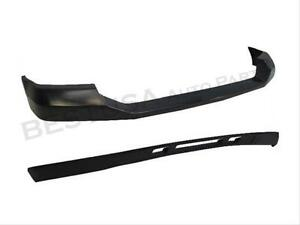 For 05 07 Ford F250 F350 F450 Front Bumper Cap Valance 2pc