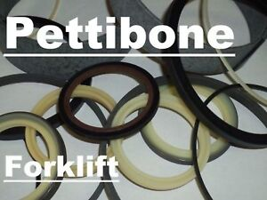Ll 6016 3 Boom Extension Cylinder Seal Kit Fits Pettibone Rt Forklift C8042