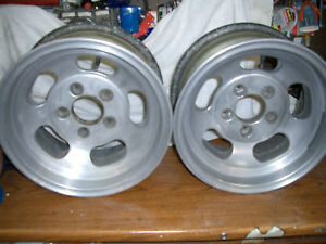 Ansen Sprint And Et Wheels 2 Of Each