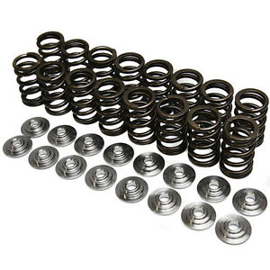 Brian Crower Mitsubishi 4g63 Valve Spring Retainer Kit Bc0100 Eclipse Evo 8 9