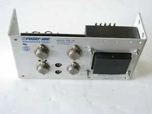 Power One 24vdc 4 8a Power Supply Unit