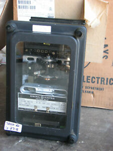 Nib Ge Voltage Relay 12iav69b2a Iav 240v 60 Cycles