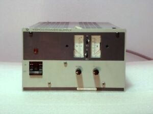 Kepco Jqe15 25m 15v 25a 375w Dc Power Supply
