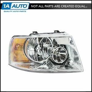 Headlight Headlamp Rh Right Passenger Side For 03 06 Ford Expedition