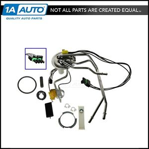 Fuel Gas Tank Sending Unit New For Buick Chevy Olds Pontiac W Fuel Injection