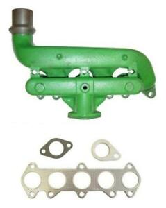 New Manifold W gaskets Made To Fit John Deere Gas Tractor 1020 1520 300