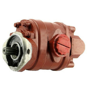 70270905 Pump Hydraulic Made To Fit Allis Chalmers 6060 6070 6080