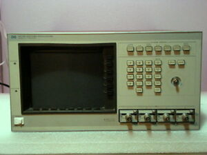 Agilent Hp 54110d Digitizing Oscilloscope 4x 54002a