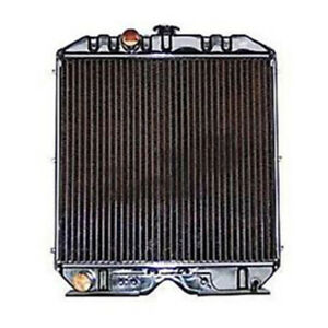 Sba310100600 Radiator For Ford New Holland Compact Tractor 1720 1920