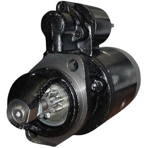 Sba185086350 Starter 12v For Ford New Holland Compact Tractor 1900 1910 2110