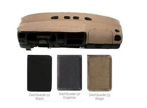 Faux Suede Dash Cover For Lexus Custom Fit For Most Models 3 Colors S1lx