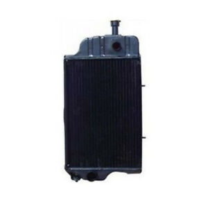 At32527 Radiator For John Deere Backhoes 310 310a 310b 401 401d