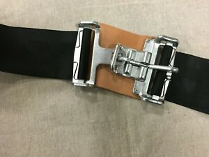 Vintage Racing Seat Belt Porsche 356 Models With Old Style Mounting Hardware