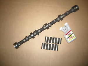 Triumph Tr250 Tr6 68 76 Tvr New Camshaft Isky Lifters