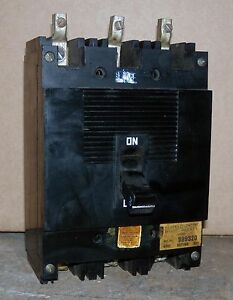 X Square D 20 Amp Circuit Breaker 999320 600 Volts 3 Phase
