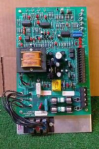 1 Reconditioned Lantech 55030703 L c Motor Control Board Rib make Offer