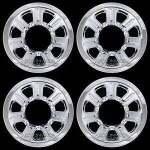 4 2000 2011 Ranger 15 Chrome Wheel Skins Hub Caps Full Covers 7 Spoke Steel Rim