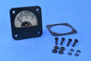 Ac Amp 0 15 Panel Meter 1 5 Test Set Meter Part 153 15aac