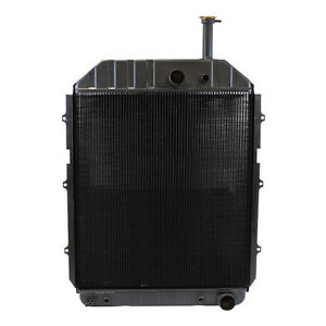 82847503 Ford New Holland Tractor Radiator 8530 8630 Tw5 Tw10 Tw15 Tw20