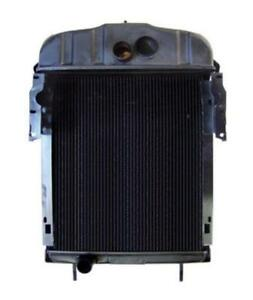 Tractor Radiator For 300 350 Case International Ih Farmall 361704r93
