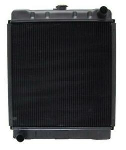 86563887 Radiator For Ford New Holland Skid Steer Loader L465 L565 Ls140 Lx565