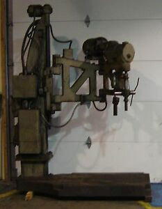 sls1a8 Radial Arm Drill Hammond Cleveland 7554so