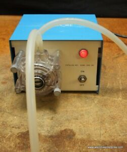 Waters Millipore Xx80 200 00 Xx8020000 Peristaltic Pump Cole parmer 7015