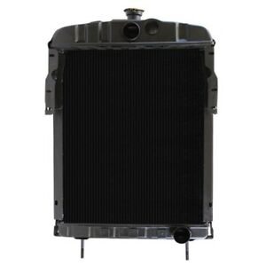 361417r93 Radiator For Case Ih International Tractor 400 450