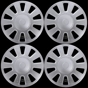 4 New 2006 2011 Ford Crown Victoria 17 Wheel Covers Full Hub Caps Fit Steel Rim