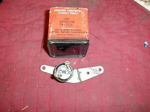 Nos Delco 1955 6 Hudson Hornet Back Up Neutral Switch W Ultramatic