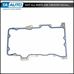 Oil Pan Gasket For Ford Taurus Mazda Mercury Sable Lincoln Jaguar V6 2 5l 3 0l