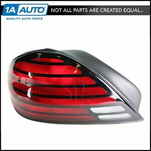 Taillight Taillamp Left Outer Driver Side Rear Brake Light For 99 05 Grand Am Se