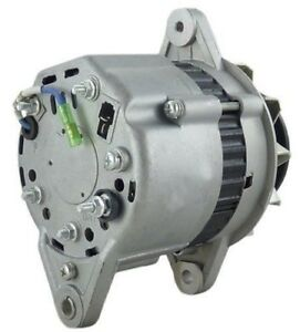 Alternator Isuzu Industrial Engines 4jb1 C240 C330 Mitsubishi 4dq S4e New