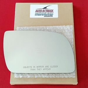New Mirror Glass Chevy Gmc Truck Pickup Tahoe Yukon Passenger Right Side Rh