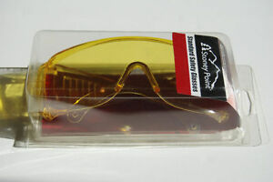 Case Of 10 Stoney Point Standard Safety Glasses Yellow