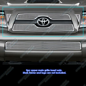 Fits 2011 Toyota Tacoma Perimeter Grille Grill Insert