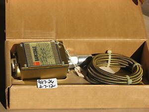 Nib Barksdale Gold Line Temperature Switch Mt1h h155 12 Amp