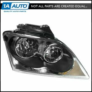 Headlight Headlamp Passenger Side Right Rh New For 04 06 Chrysler Pacifica