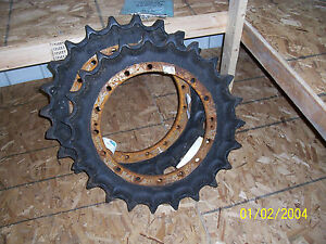 New Unused Daewoo 200 Excavator Sprocket